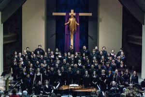 Choir at Carmina
